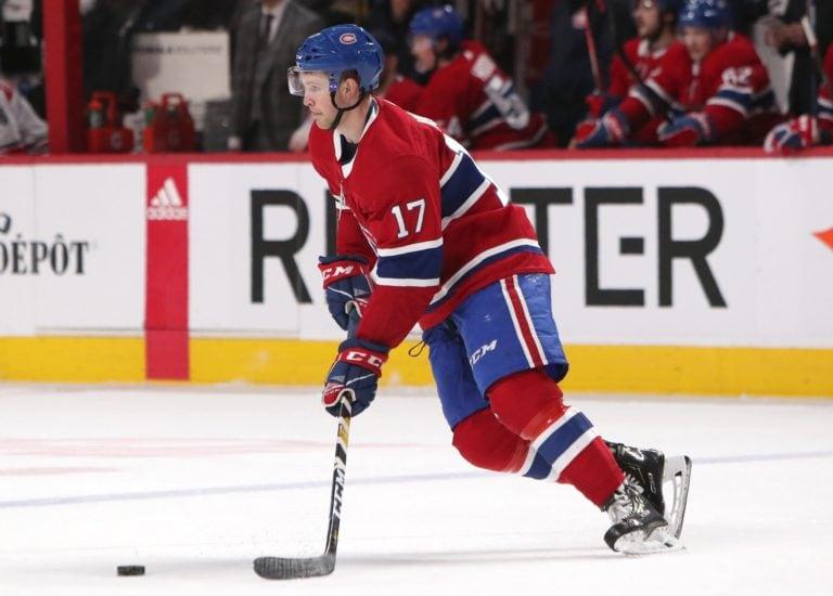 Montreal Canadiens Brett Kulak