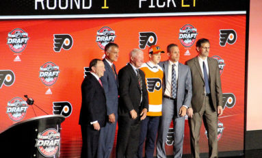 Morgan Frost - Flyers Other 1st Round Pick