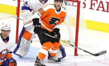 Flyers Should Start Prospect Morgan Frost in the AHL