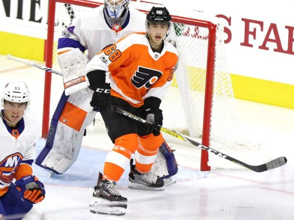 Morgan Frost Philadelphia Flyers
