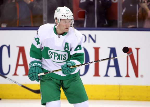 Morgan Rielly, Toronto Maple Leafs, NHL, Toronto St. Pats