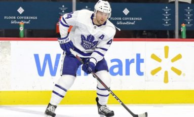 Maple Leafs News & Rumors: Brodie, Rielly, Hutchinson & More