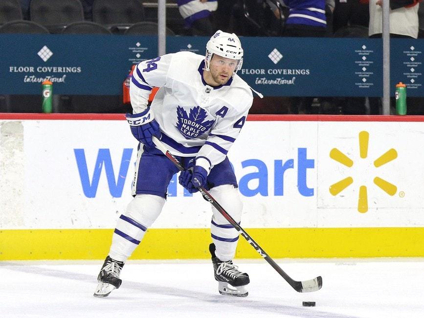 Morgan Rielly Toronto Maple Leafs