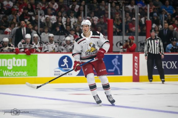 Moritz Seider Grand Rapids Griffins
