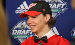 The Grind Line: Grading the Red Wings' 2019 Draft Selections
