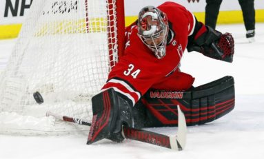 Hurricanes vs Islanders: Battle of the Goalie Tandems