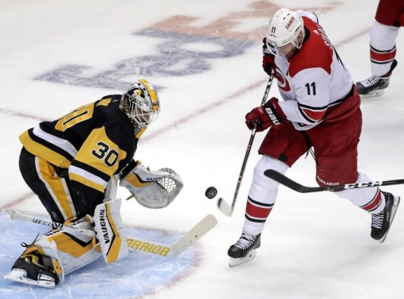 Jordan Staal, Matt Murray