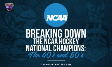 NCAA Hockey National Championship History: The 1940s and 1950s