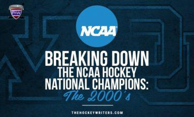 NCAA Hockey National Championship History: The 2000s