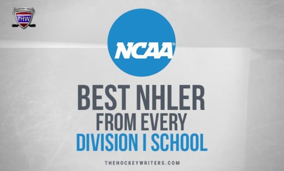 Best NHLer From Every Division I School NCAA logo Best NHL Alumni From Every NCAA D1 School