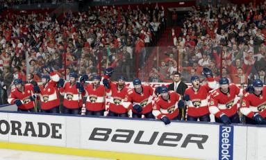 NHL 17: Florida Panthers Player Ratings