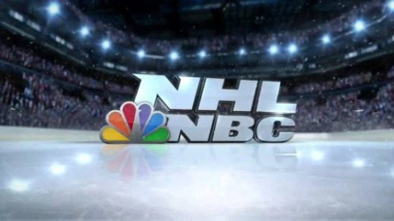 NHL on NBC logo