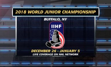 NHL Network's Dave Starman Talks WJC and USA U20