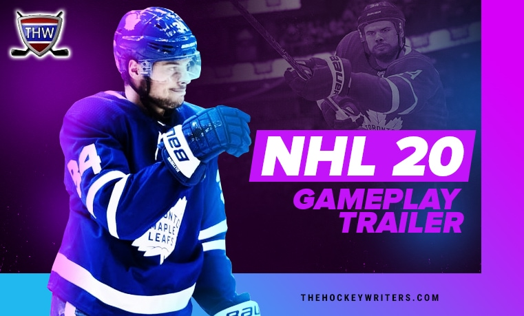 NHL 20 Gameplay Trailer: Features & Analysis