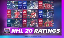 NHL 20 Player Ratings: Top 10 Devils