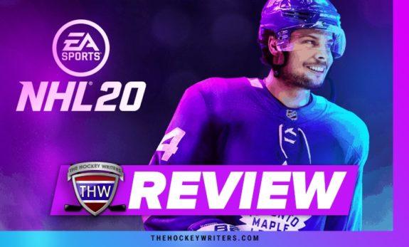 EA Sports NHL 20 Auston Matthews THW Review