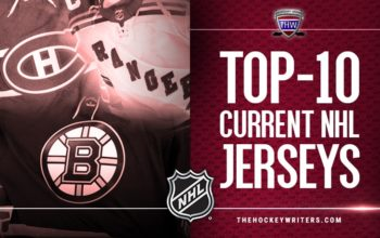 Top 10 Nicest Current NHL Jerseys