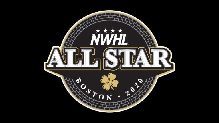 NWHL 2020 All-Star Game Logo