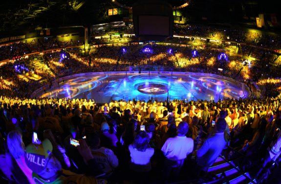 Bridgestone Arena, Nashville Predators
