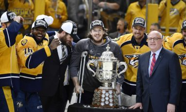 Predators Advance to Franchise First Final