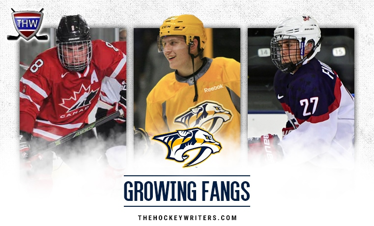 Growing Fangs: College Prospects & World Juniors