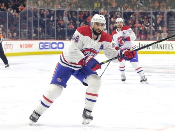 Nate Thompson Montreal Canadiens