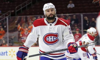 Flyers: Getting to Know Nate Thompson