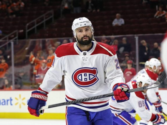 Nate Thompson, Montreal Canadiens
