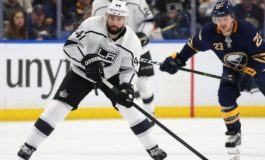 NHL News & Notes: Thompson, Delia & More