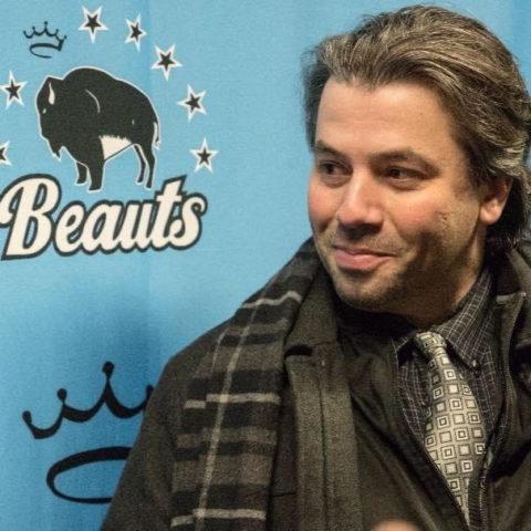 Nate Oliver Buffalo Beauts