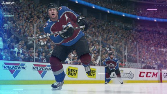 Nathan MacKinnon, NHL 20