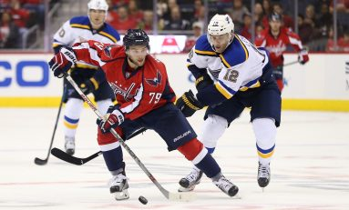Capitals' Nathan Walker Ready for Historic NHL Jump