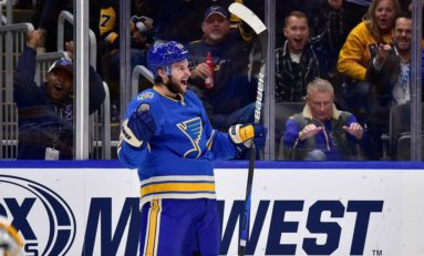 St. Louis Blues' Nathan Walker: The Call-Up from Down Under