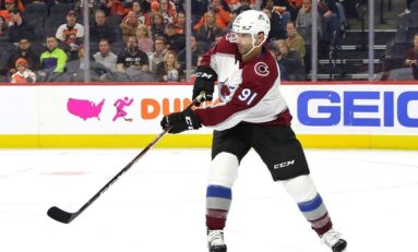 Avalanche of Goals in Game 4 Push Coyotes to the Brink
