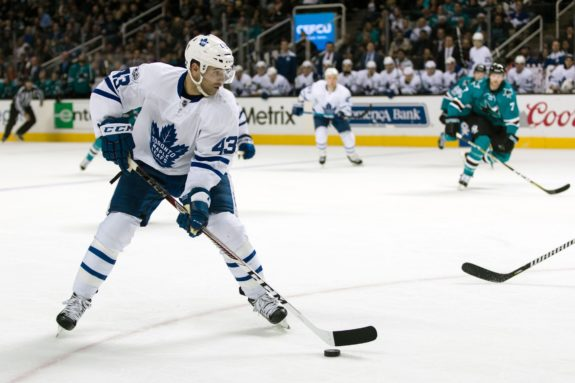 Nazem Kadri, Maple Leafs, NHL