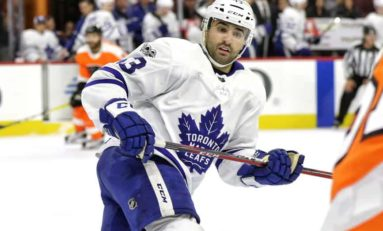 Kadri Wouldn't Change Maple Leafs Experience