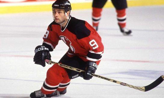 Neal Broten Trade to New Jersey