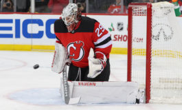 Devils Beat Flyers - Blackwood Returns With 32 Saves
