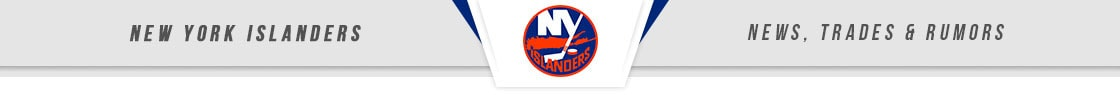New York Islanders News, Trades & Rumors