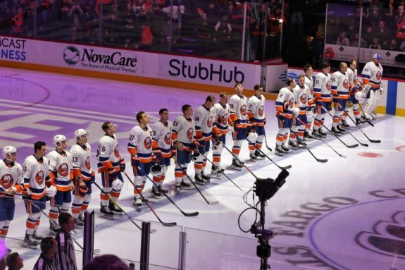 Islanders' Journey Back to Being Contenders