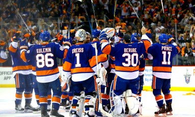 Road Map to the Playoffs for the Islanders