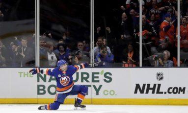 Islanders 12 Days of Hockeymas: 3 Memorable Hat Tricks