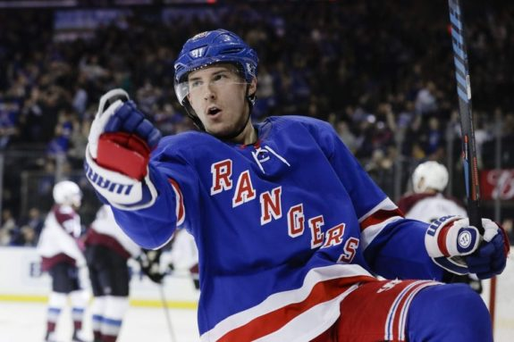 Ryan Strome New York Rangers
