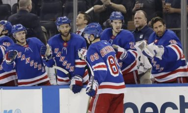 Rangers' First 2 Games Offer Stark Contrasts