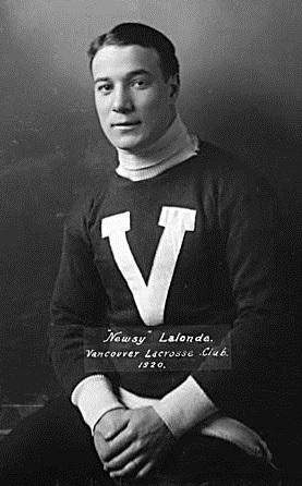 Newsy Lalonde Vacouver Lacrosse Club