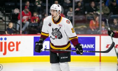 AHL Central News: Wolves Claw Their Way Past Wild