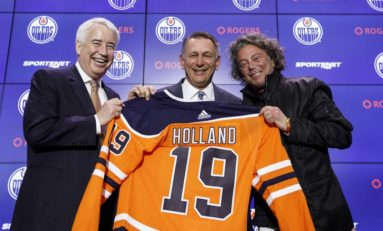 Helping Holland Find Forwards for Oilers
