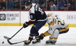 Avalanche Victory Over Predators Stirs Hope