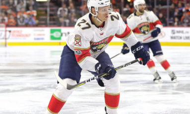 Panthers' Bjugstad: Trade Bait?