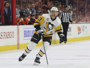 Nick Bonino is elevating his play recently. - Nick Bonino (Amy Irvin / The Hockey Writers)